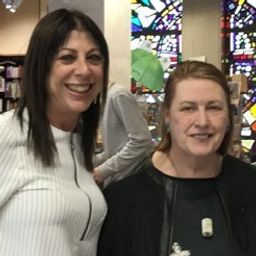 Linda Tate & Valerie Parv