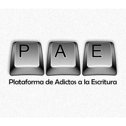 PAE Plataforma de Adictos a la Escritura