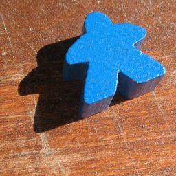 Blue Meeple