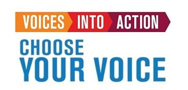 Choose Your Voice / Voices Into Action