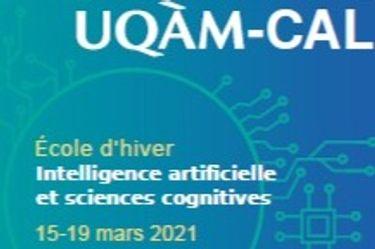 École d'hiver 2021 sur l'Intelligence Artificielle et les Sciences Cognitives | 15 mar. au 19 mars 2021