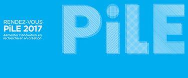 Rendez-vous Pile 2017 |  9 nov. au  9 novembre 2017