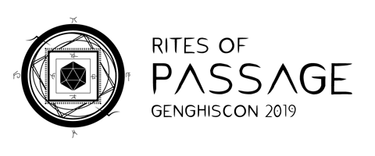GenghisCon 2019 | Jan 12 to January 13, 2019