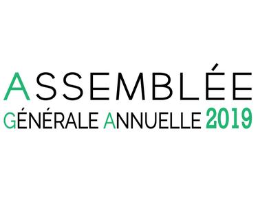 Assemblée générale annuelle 2019   22 mai au 22 mai 2019