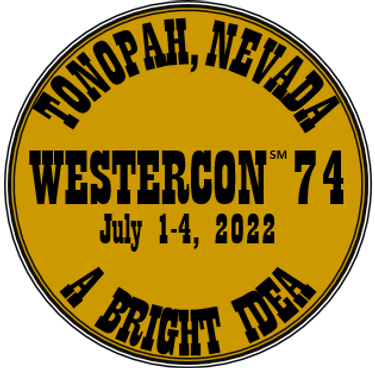 Get ready for Westercon 74! | Jul 01 to July 04, 2022