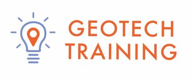 Get ready for GeoTech Training: Geospatial Technical and Management Learning Online! | Oct 16 to December 25, 2021