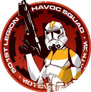 501st Legion: Havoc Squad