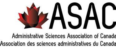 Get ready for Administrative Sciences Association of Canada (ASAC)! | Jun 12 to June 15, 2021