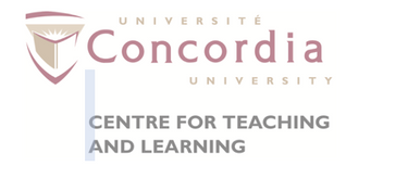 Concordia University - Centre for Teaching and Learning