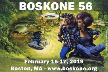 Boskone 56 | Feb 15 to February 17, 2019
