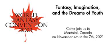 World Fantasy Convention 2021