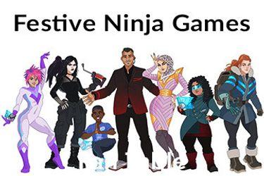 Festive Ninja Games