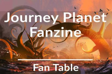 Journey Planet Fanzine
