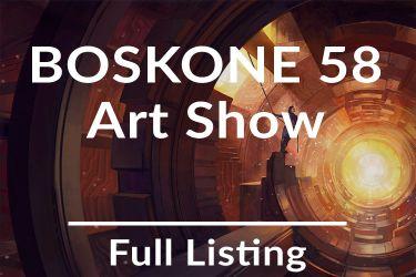 Boskone 58 Full Art Show