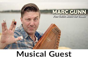 Marc Gunn - Musical Guest